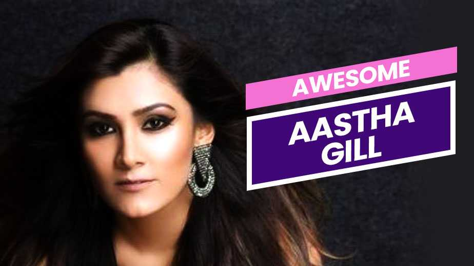 Awesome Aastha Gill