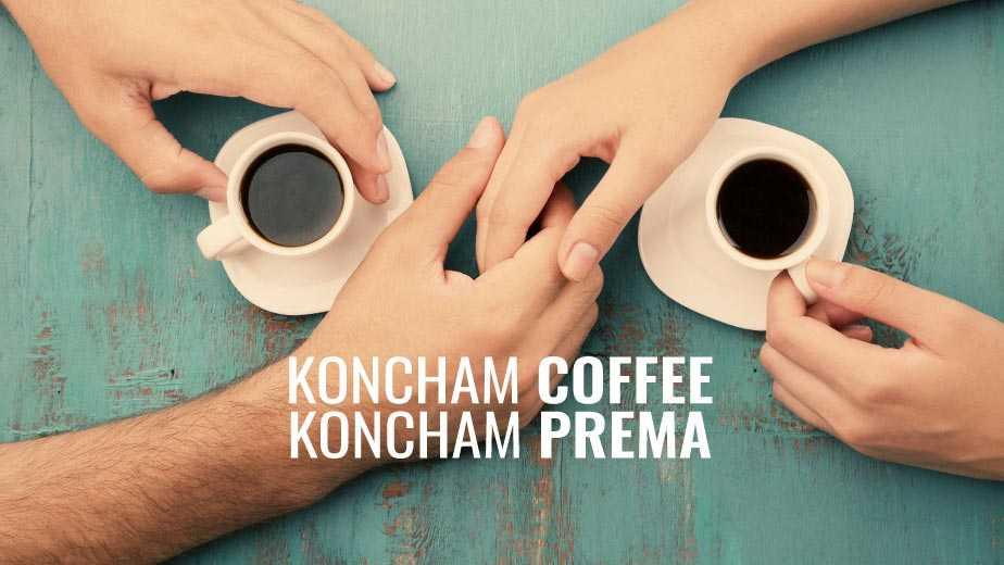 Koncham Coffee Koncham Love
